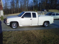 1996 Chevrolet C/K Pick-Up