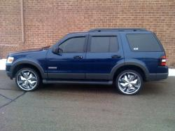 Mrpaybacks 2008 Ford Explorer Sport Trac