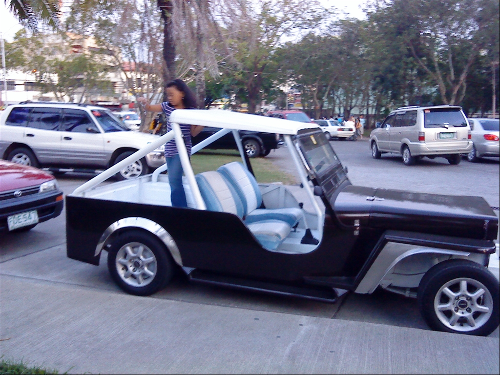 Owner Type Jeep Philippines