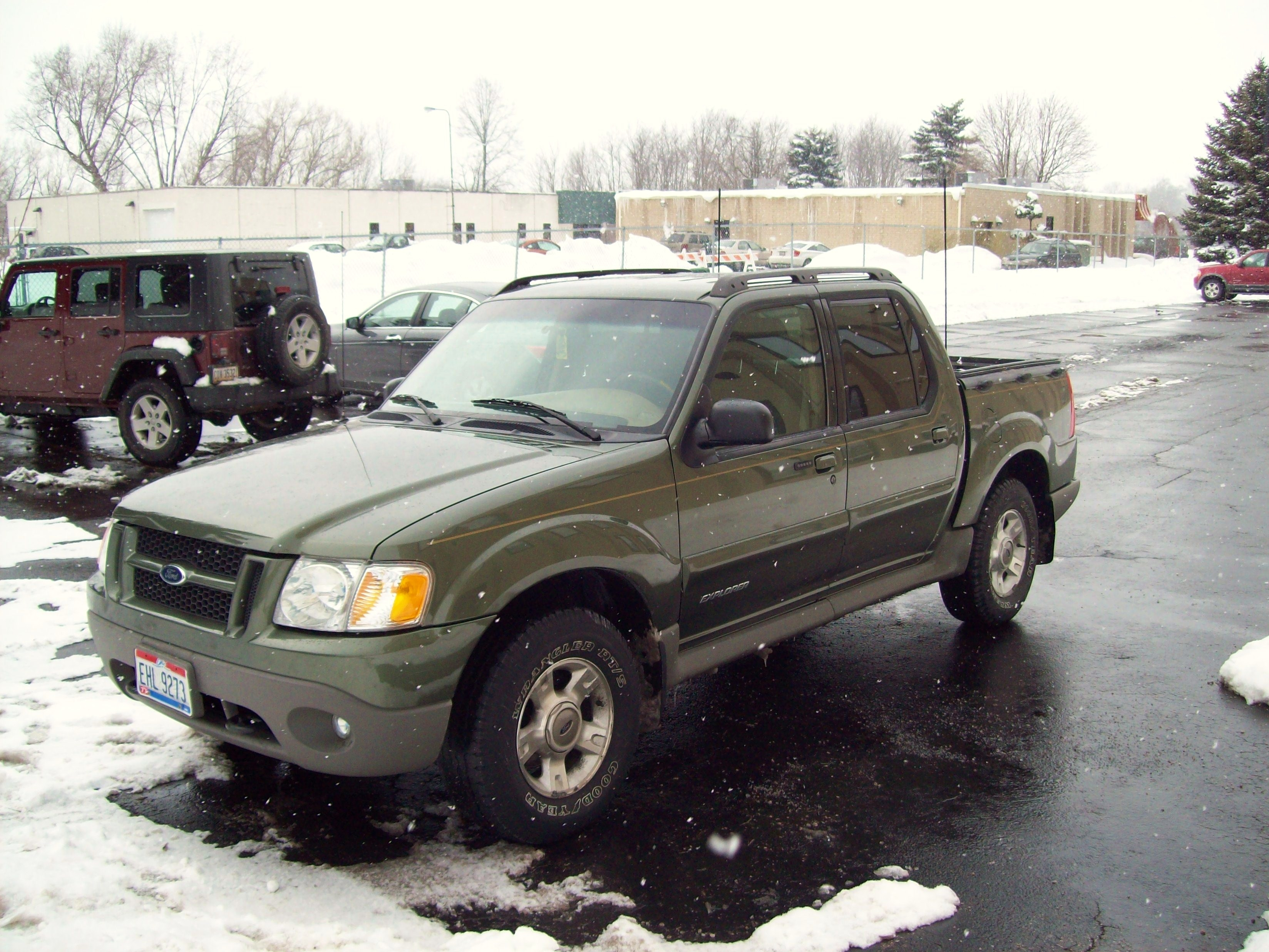 Another ThomasJF 2001 Ford Explorer Sport Trac post... - 14127266