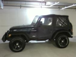 Ethan79s 1997 Jeep Wrangler
