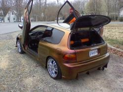 cashmoneyhbs 1992 Honda Civic