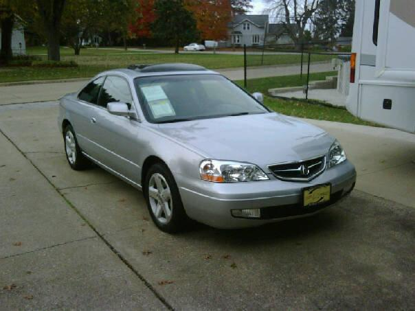 jays02cls 39 s 2002 acura cl in btown oh. Black Bedroom Furniture Sets. Home Design Ideas