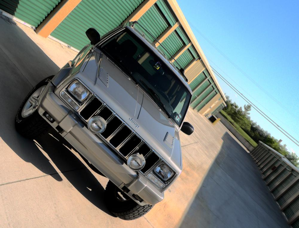 Another SilverXJ2000 2000 Jeep Cherokee post... - 14195852