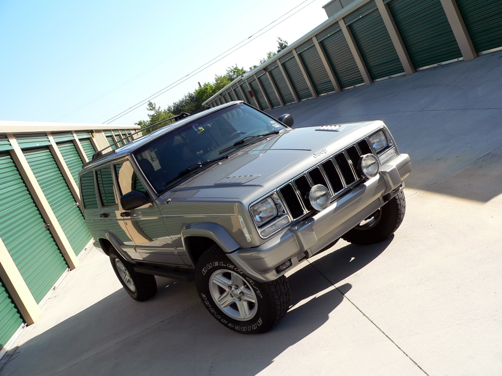 Another SilverXJ2000 2000 Jeep Cherokee post... - 14195860