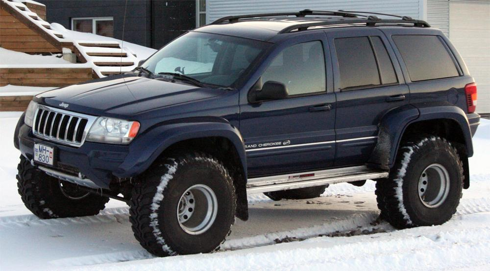 BeggiFord 2004 Jeep Grand Cherokee