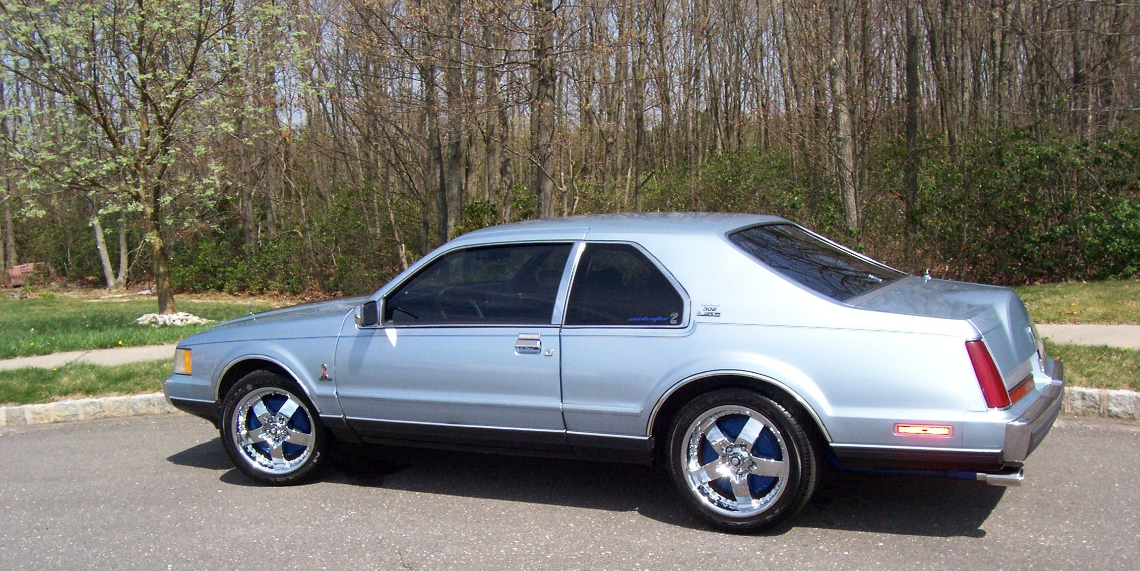 Another yarday 1987 Lincoln Mark VII post... - 14197080