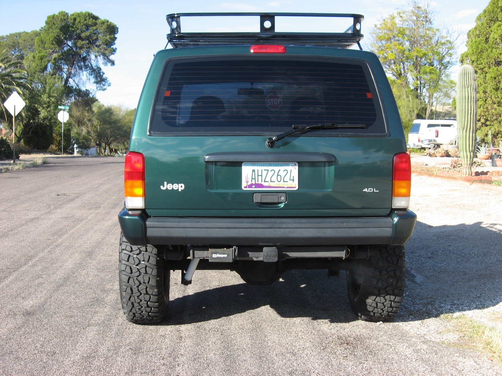 Another blowupyourcar 1999 Jeep Cherokee post... - 14197421
