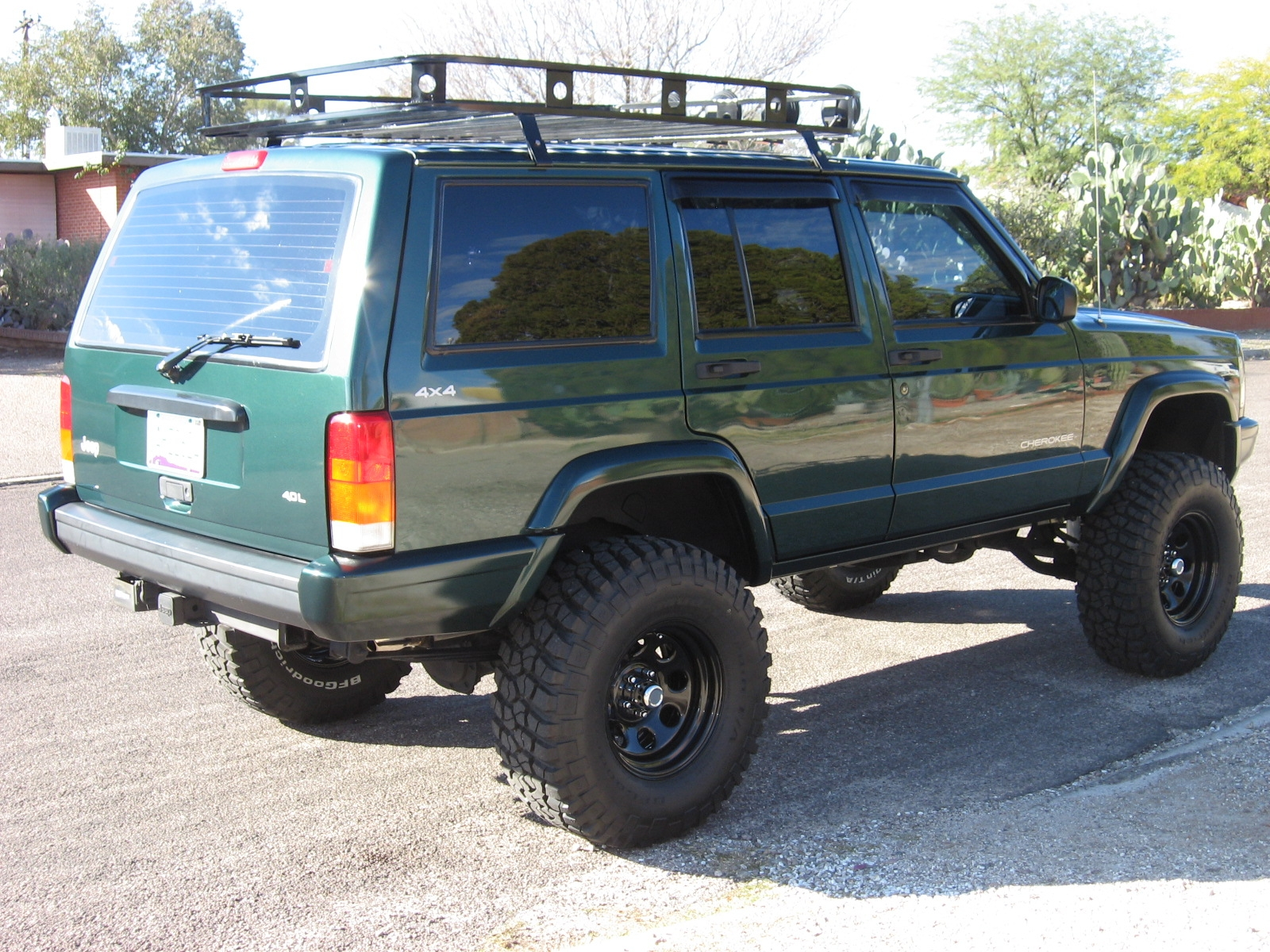 Another blowupyourcar 1999 Jeep Cherokee post... - 14197422