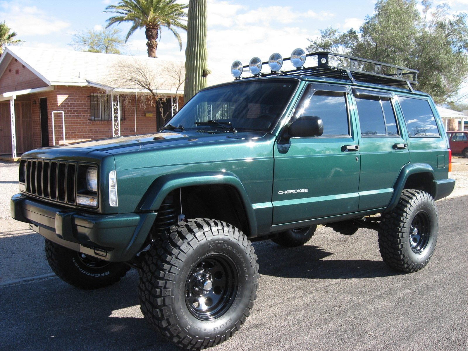Another blowupyourcar 1999 Jeep Cherokee post... - 14197424