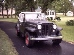 JoeJersey 1950 Willys Jeepster