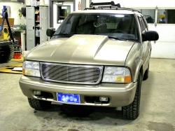 iameggors 1999 GMC Jimmy