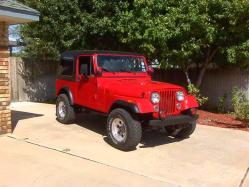 wesgrays 1982 Jeep CJ7