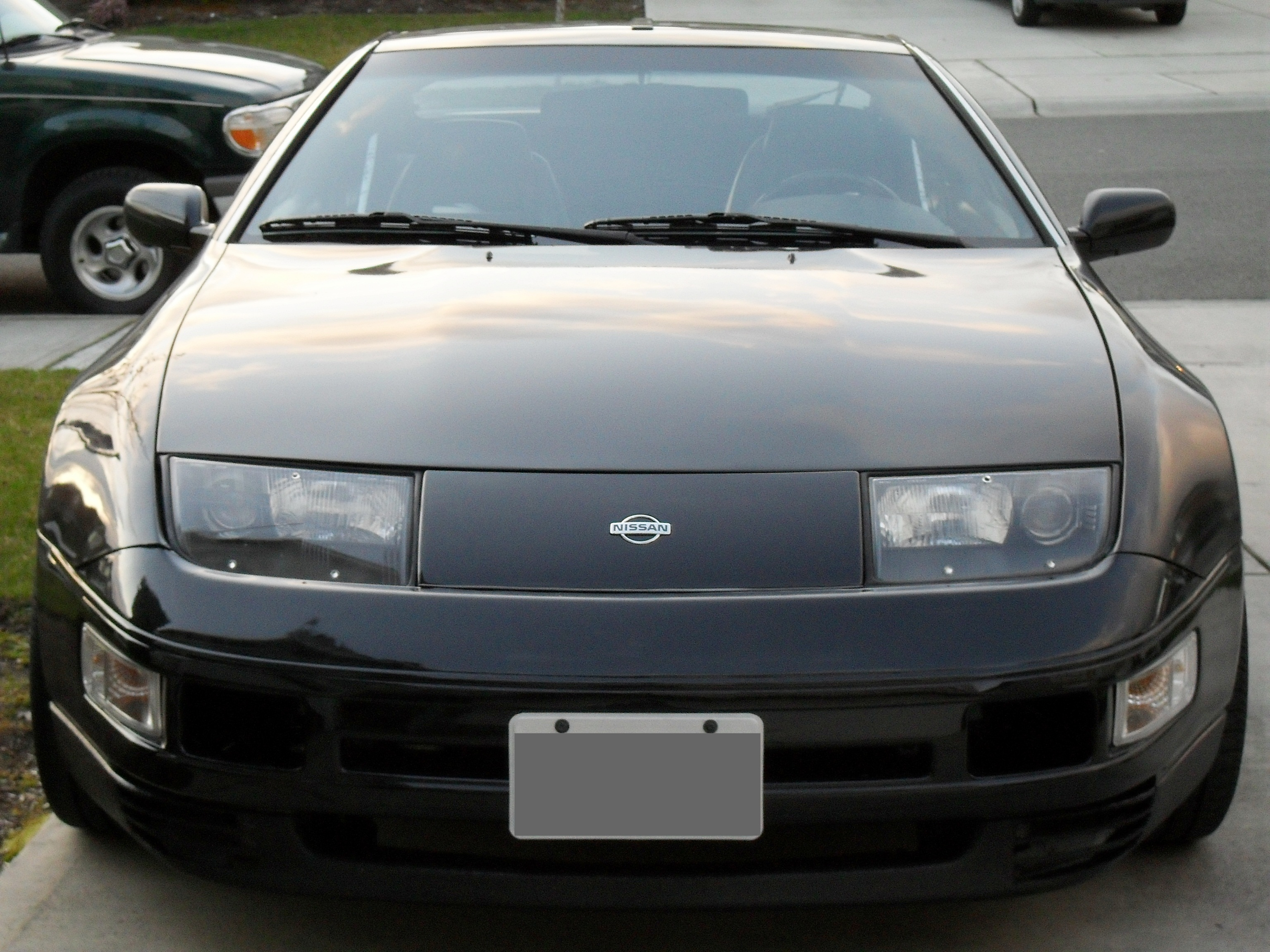 ron z tt 1993 nissan 300zx specs photos modification info at cardomain. Black Bedroom Furniture Sets. Home Design Ideas