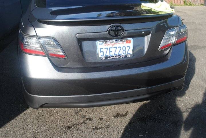 Another camrySE2007 2007 Toyota Camry post... - 14198223