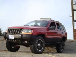 ttranch12s 2001 Jeep Grand Cherokee