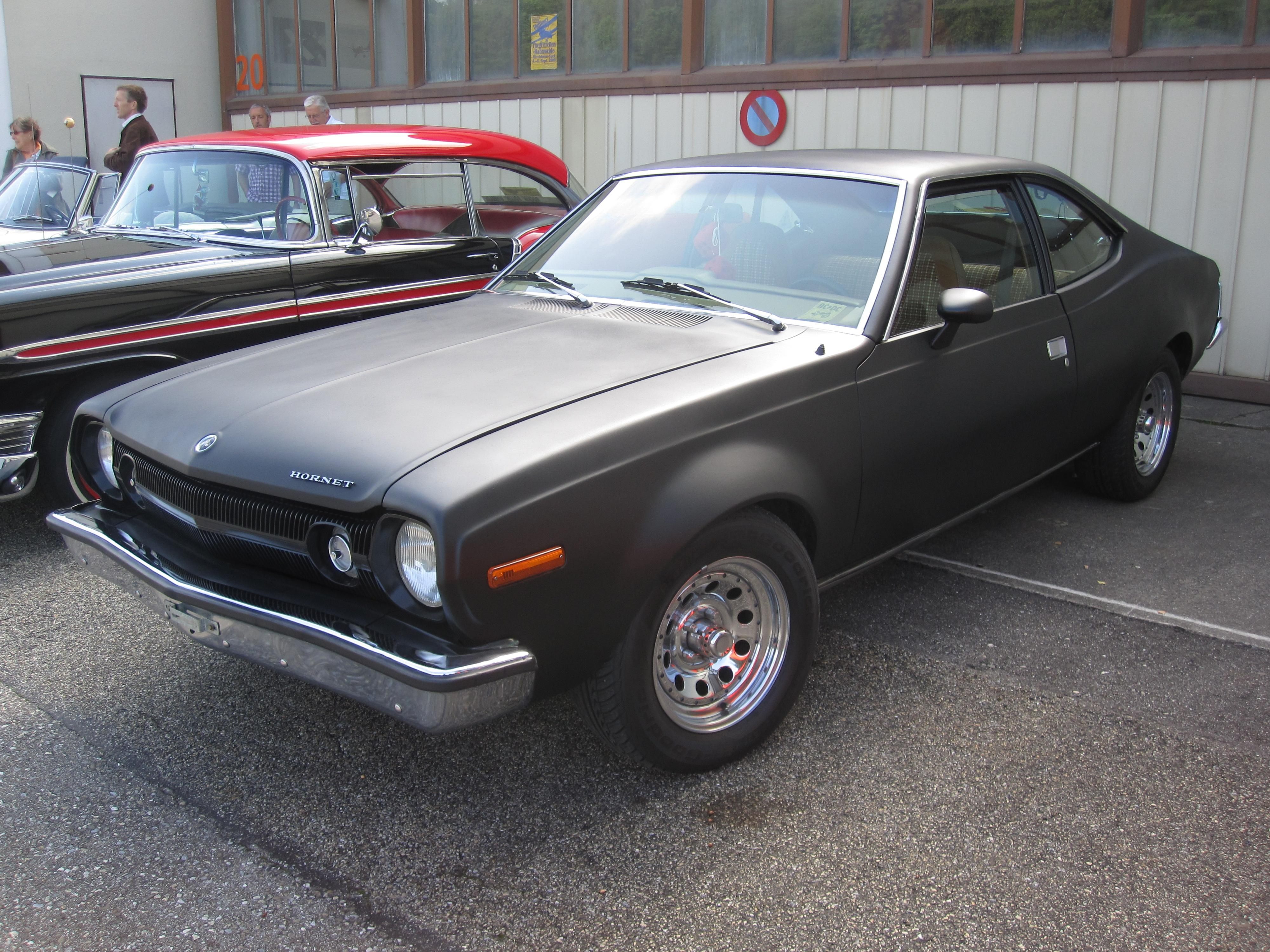 CustomAces's 1973 AMC Hornet
