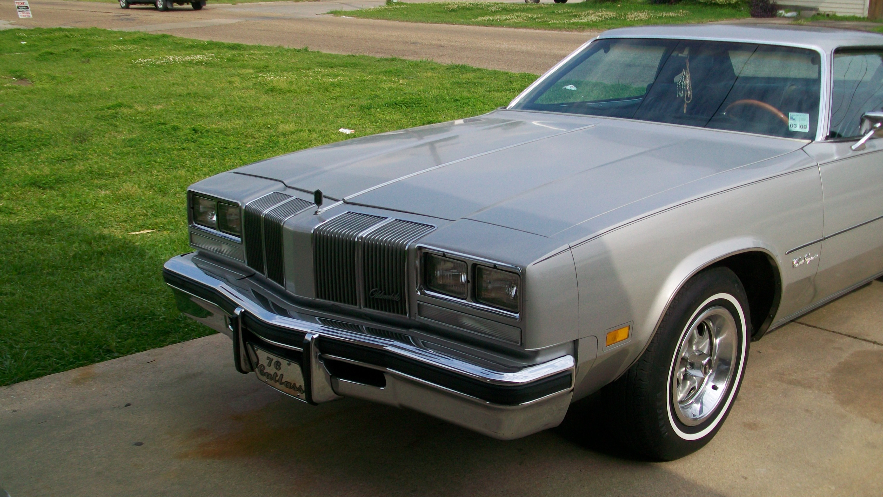 Geezy76 1976 Oldsmobile Cutlass Supreme 14197618
