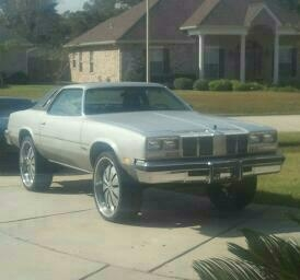 Geezy76's 1976 Oldsmobile Cutlass Supreme