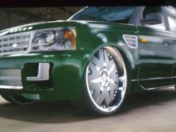 TravDaDdy207s 2008 Land Rover Range Rover