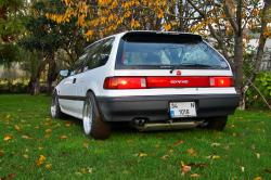 TT3315 1991 Honda Civic