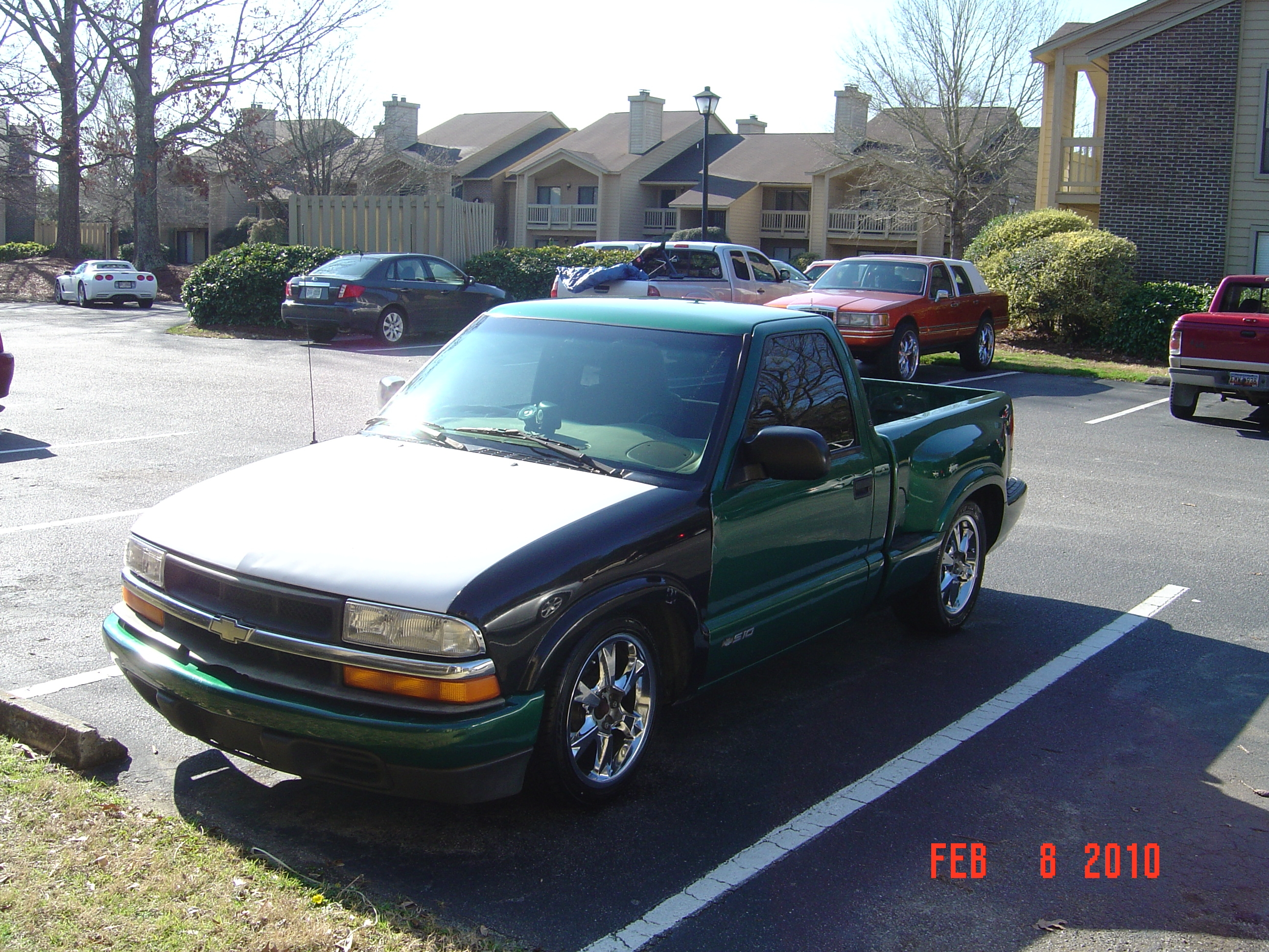 Another DoubleD420 1998 Chevrolet S10 Regular Cab post... - 14202323