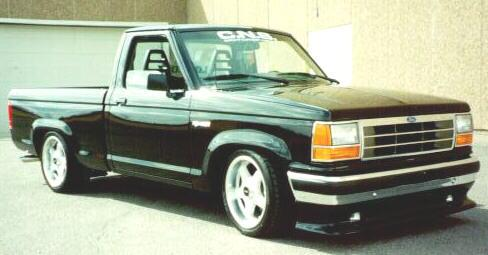low92ranger 1992 Ford Ranger Regular Cab