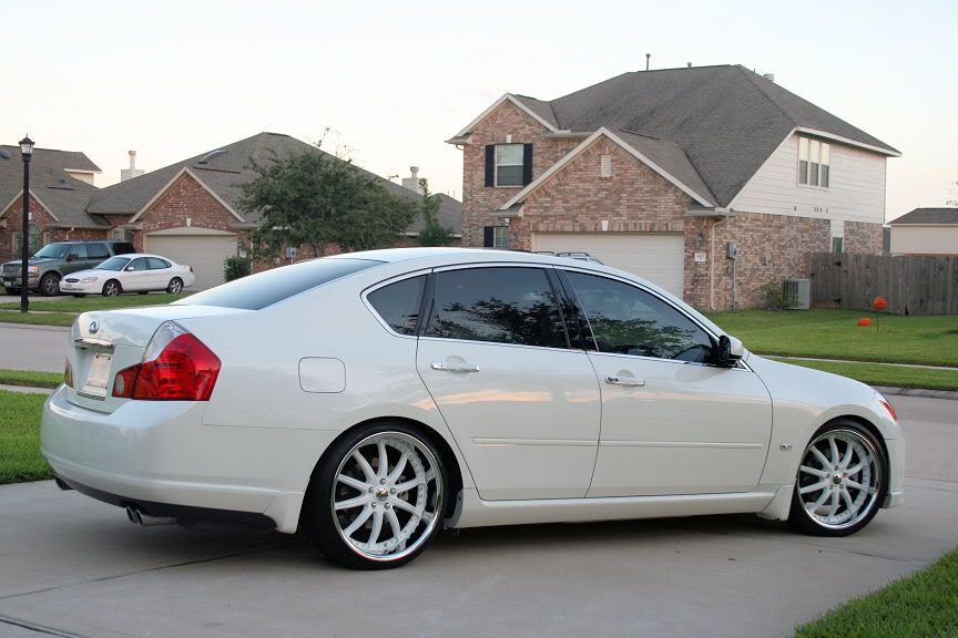 2006 Infiniti M35 Related Infomationspecifications Weili