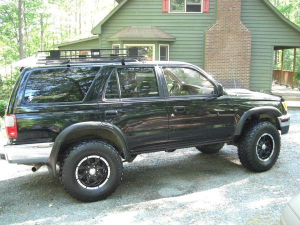chp4runner 1998 toyota 4runner specs photos modification. Black Bedroom Furniture Sets. Home Design Ideas