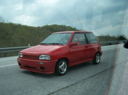 muscle_car1s 1991 Ford Festiva