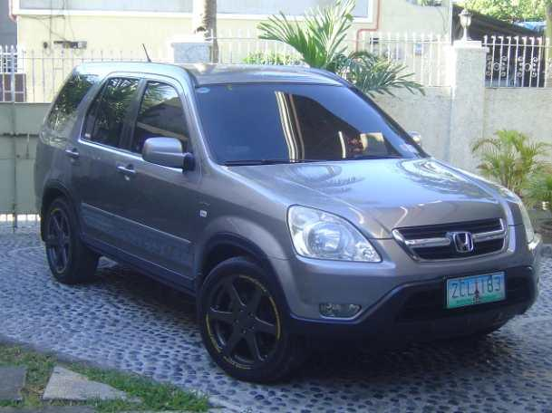 C Arvy 2004 Honda Cr V Specs Photos Modification Info At