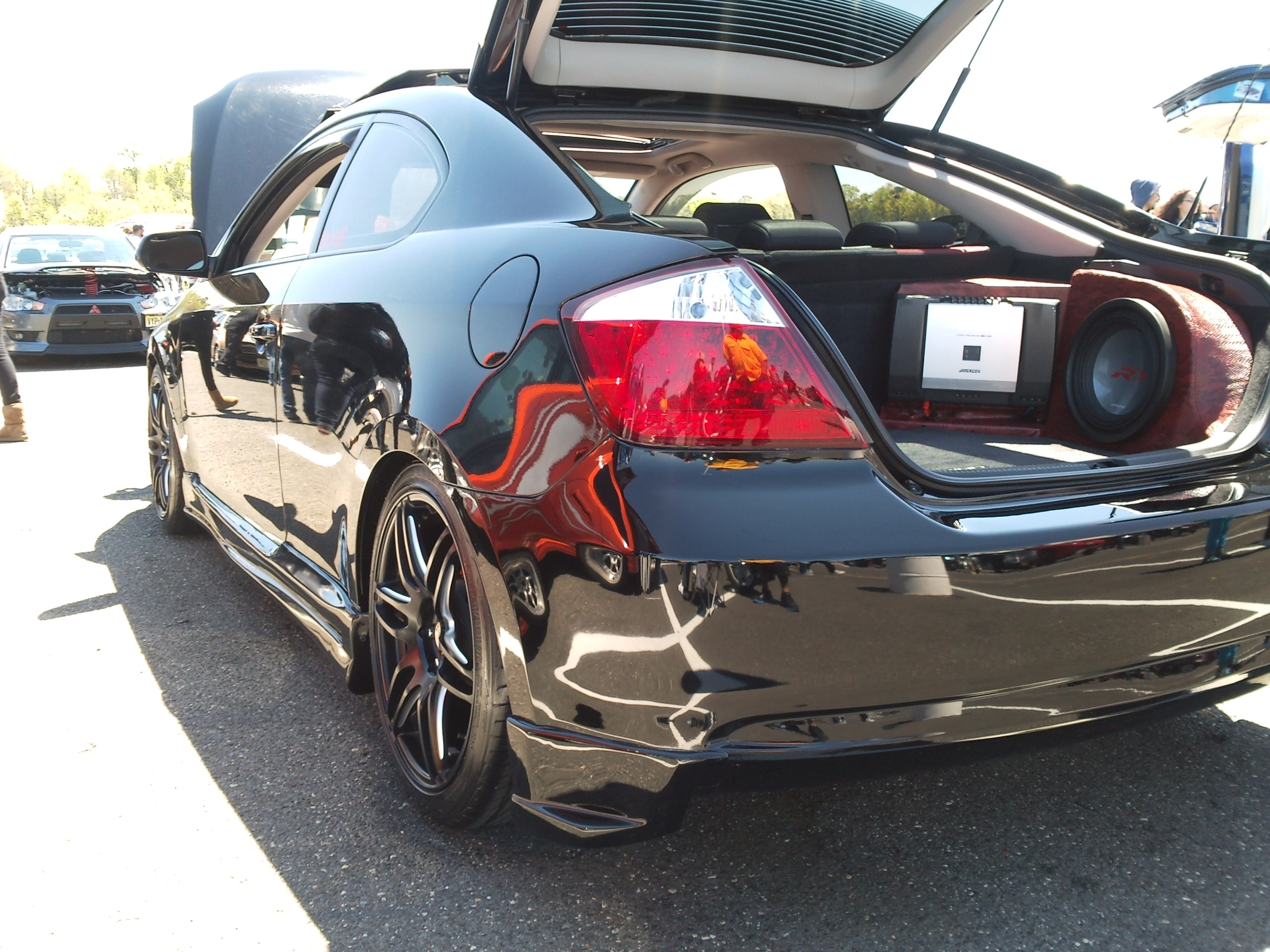 Thegame7a 2009 Scion Tc Specs Photos Modification Info