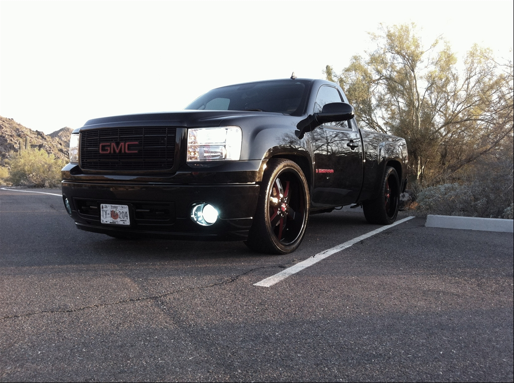 La Sierra Tires >> lowered black nnbs | Page 3 | Chevy Truck Forum | GMC ...