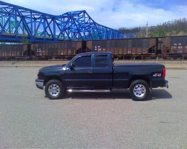 nate41102 2006 chevrolet silverado 1500 extended cablt pickup 4d 6 1 2 ft specs photos. Black Bedroom Furniture Sets. Home Design Ideas