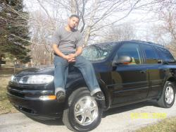 geraldwilliams 2003 Oldsmobile Bravada