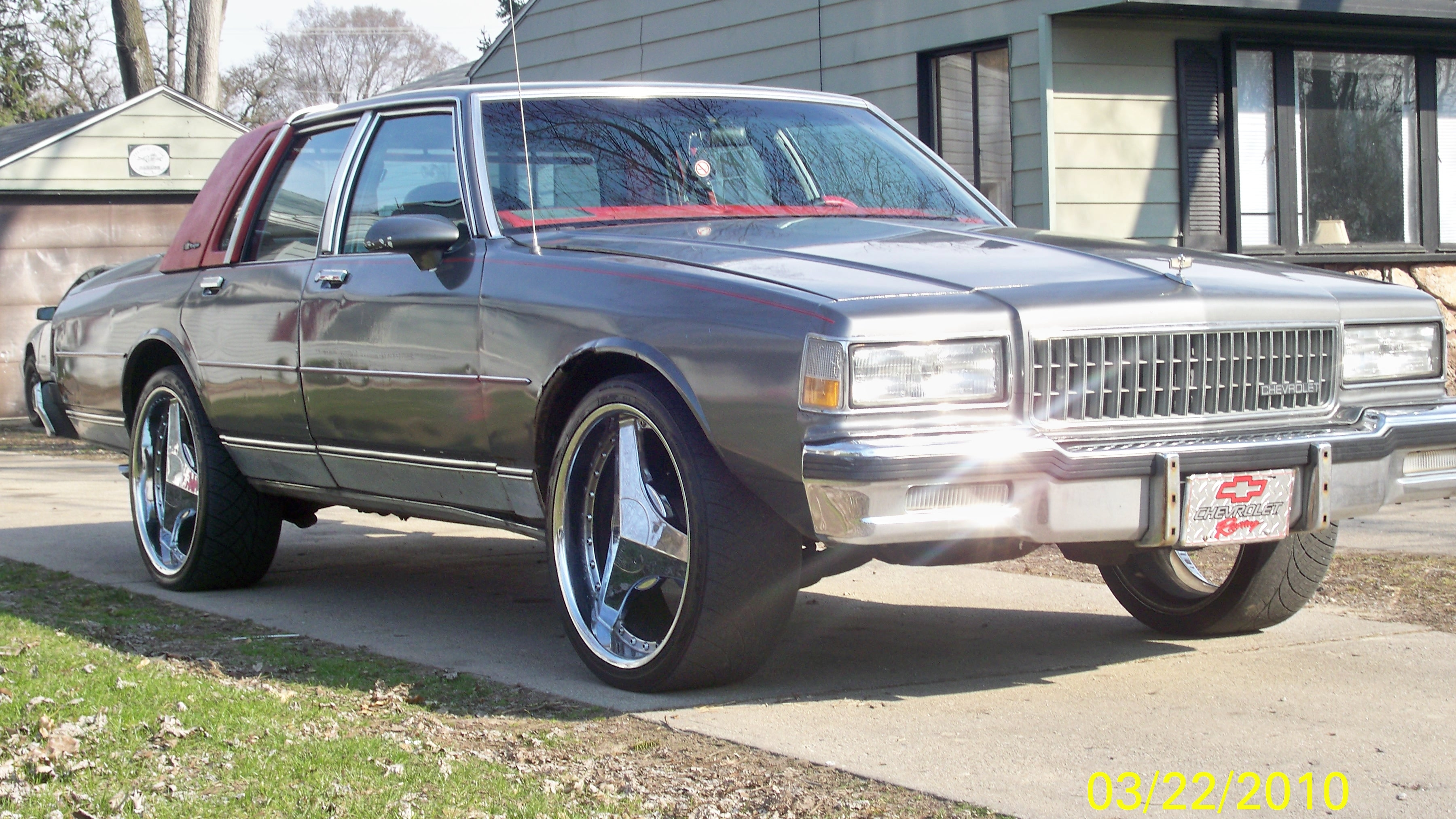 kobe21 1989 Chevrolet Caprice Specs, Photos, Modification Info at