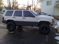 rideORdie737s 1994 Jeep Grand Cherokee