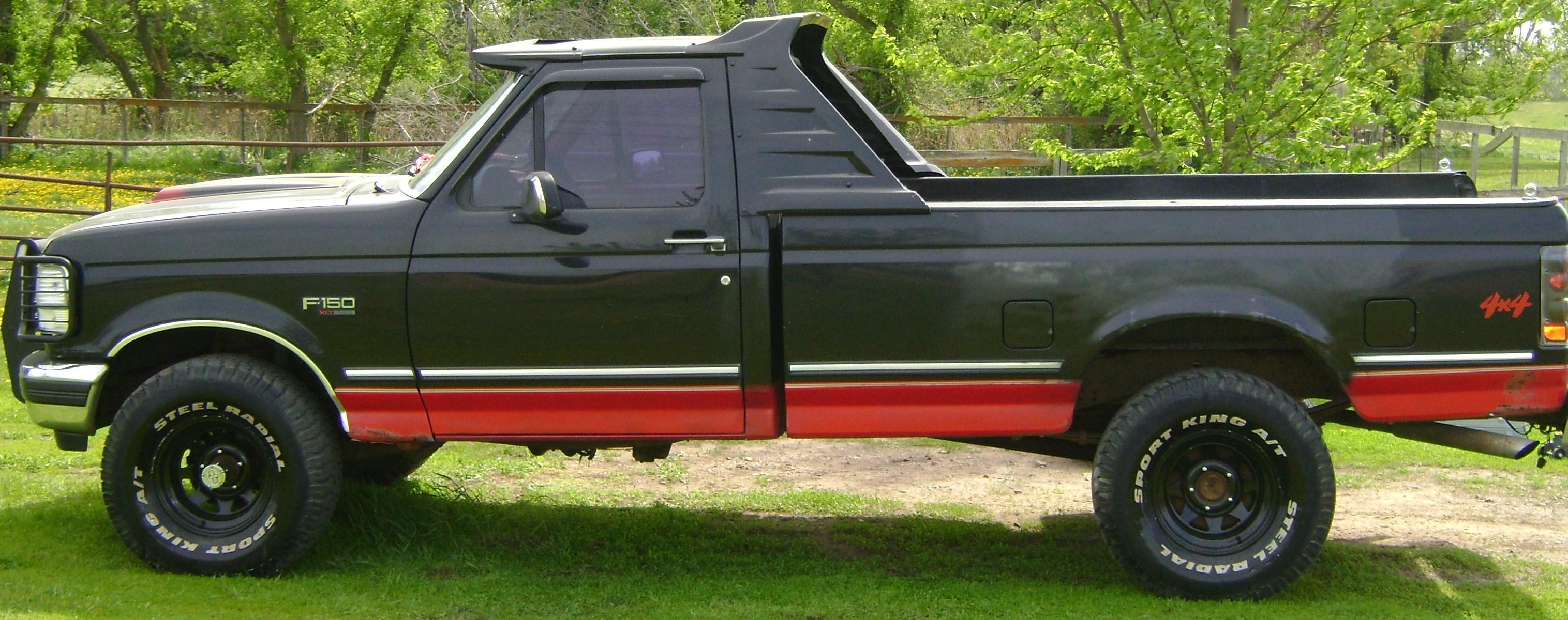 Ford Shelby F150 >> fordman007 1992 Ford F150 Regular Cab Specs, Photos, Modification Info at CarDomain