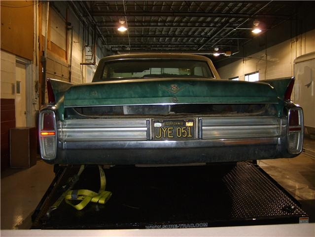 Another Big_Linc 1963 Cadillac DeVille post... - 14206693