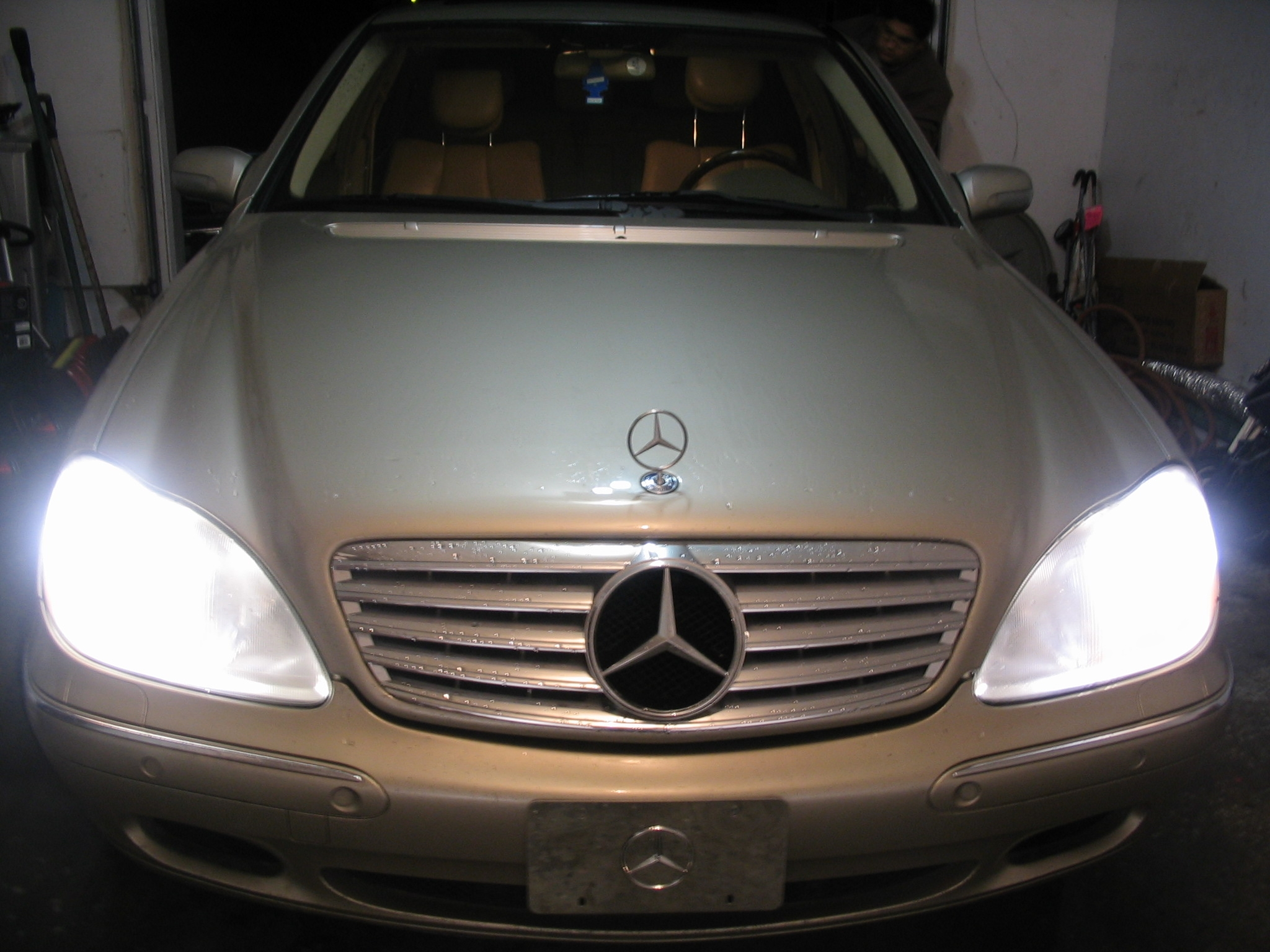 Another 600pearl 2001 Mercedes-Benz S-Class post... - 14206744