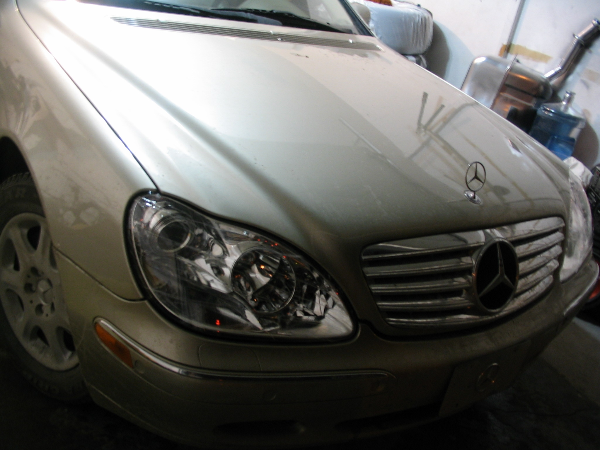 Another 600pearl 2001 Mercedes-Benz S-Class post... - 14206745