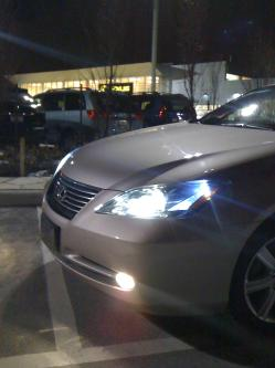 lexusmodes350s 2007 Lexus ES