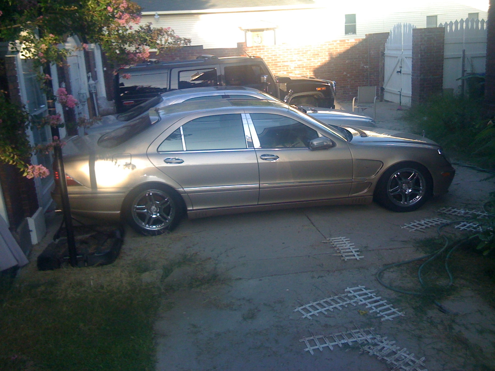 Another 600pearl 2002 Mercedes-Benz S-Class post... - 14206758