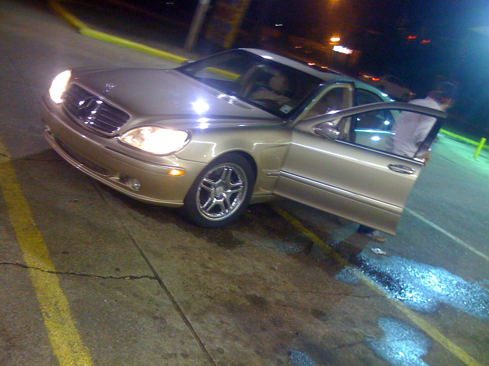 Another 600pearl 2002 Mercedes-Benz S-Class post... - 14206759