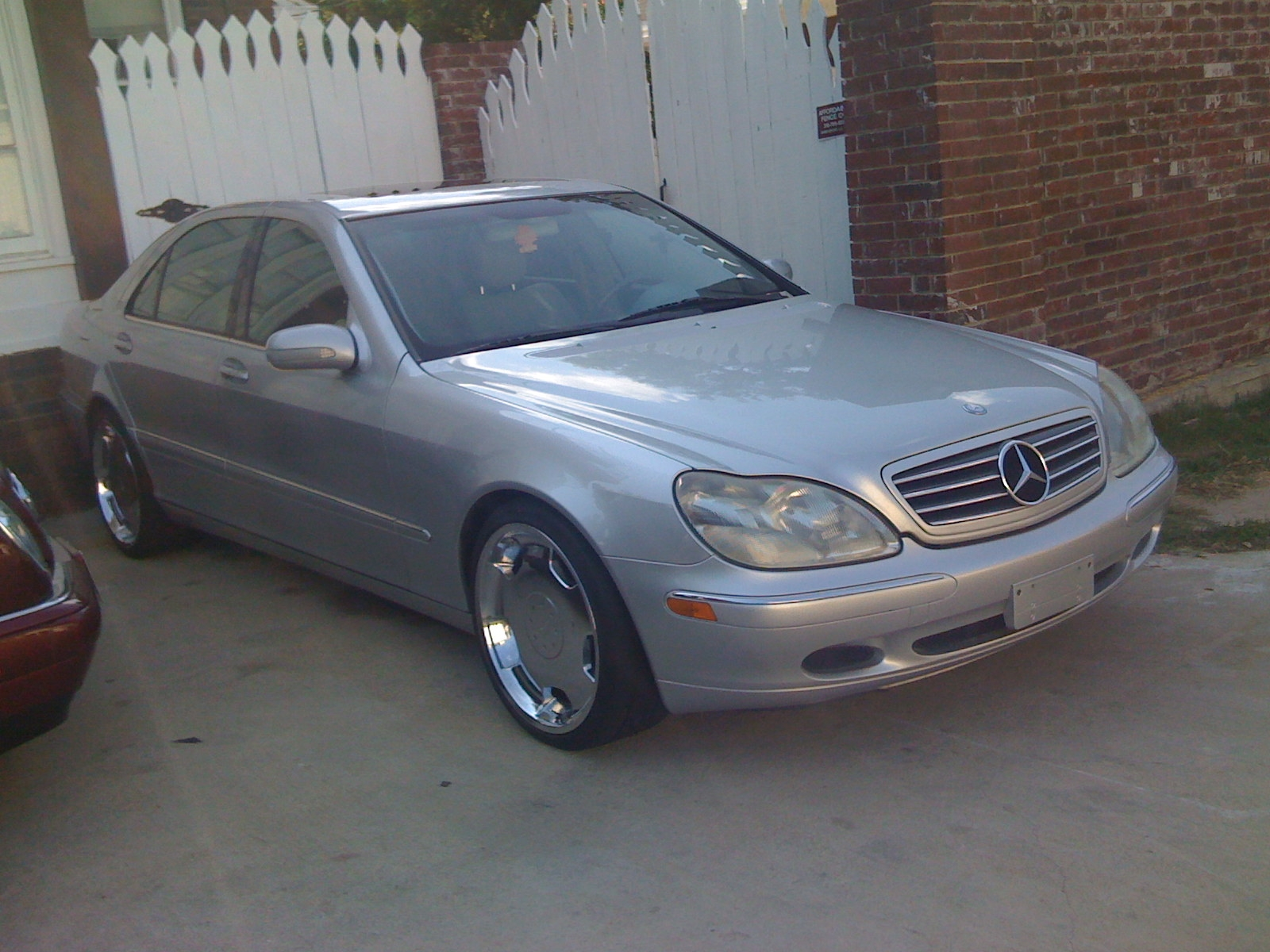 Another 600pearl 2002 Mercedes-Benz S-Class post... - 14206760