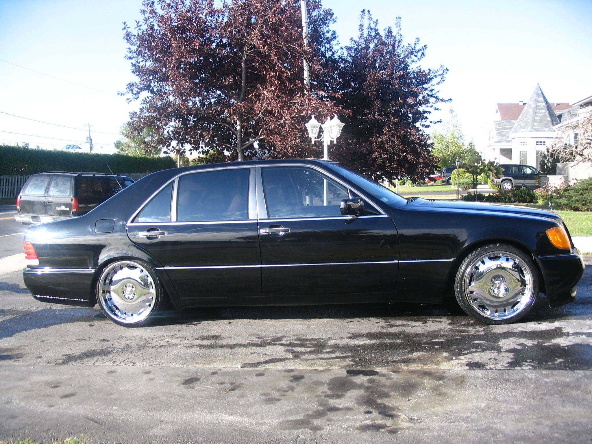 Another 600pearl 2002 Mercedes-Benz S-Class post... - 14206778