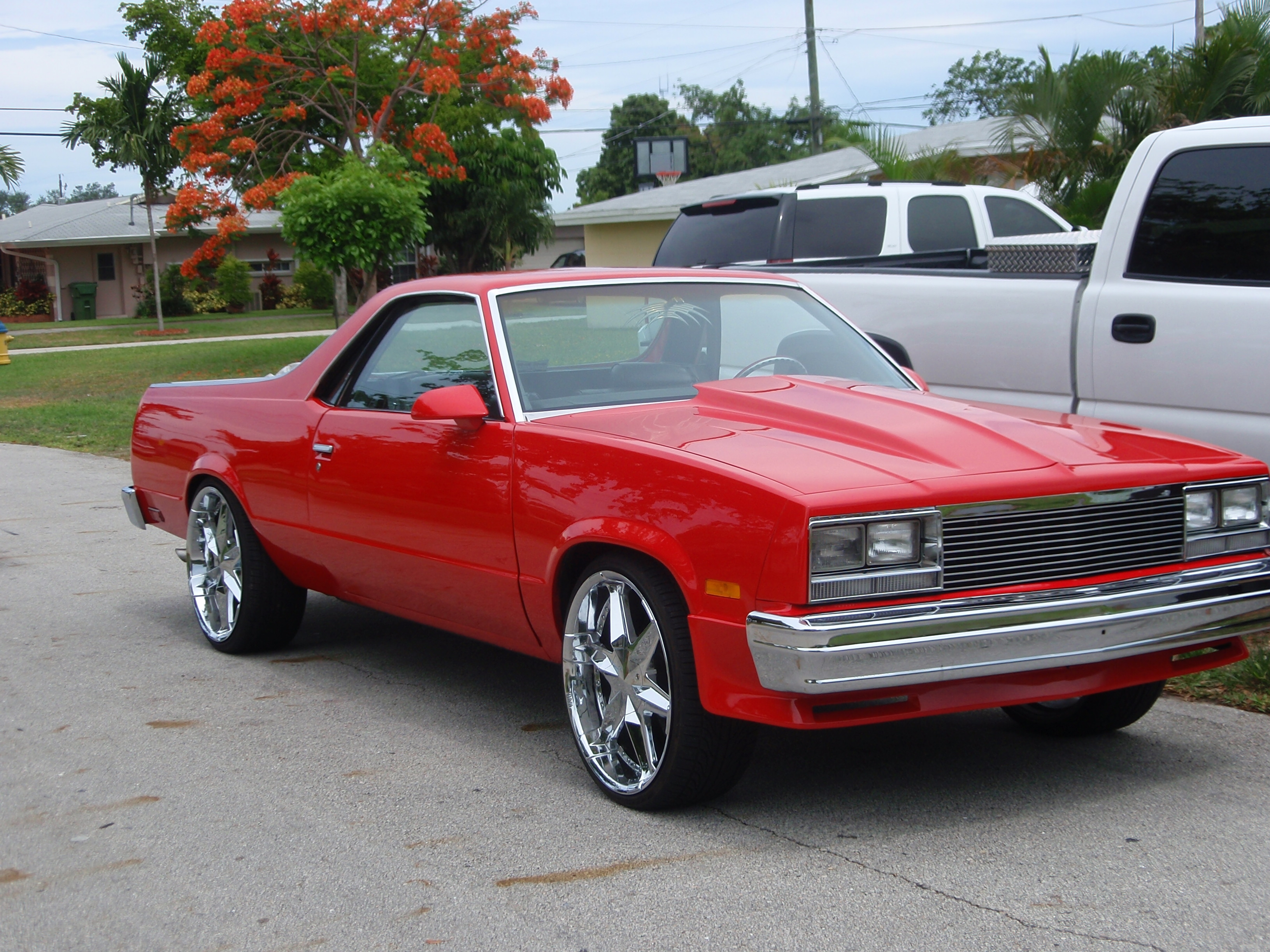solouhp 1986 Chevrolet El Camino Specs Photos Modification Info