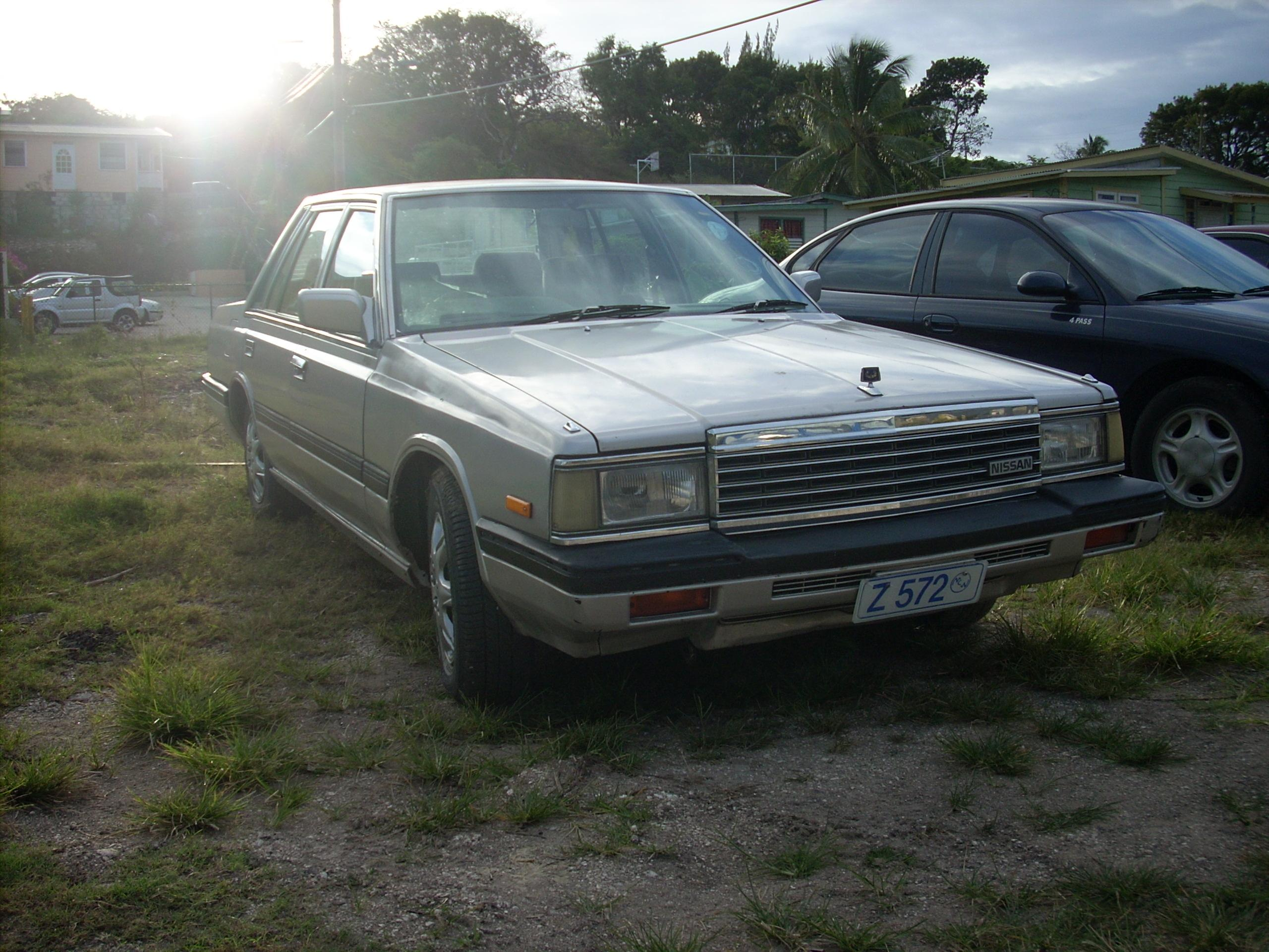 1985 Nissan Laurel