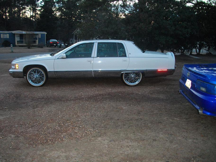 stratus4me 1995 cadillac fleetwood specs photos modification info at cardomain cardomain