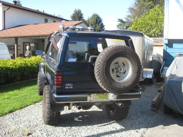 Another HotHeadRacing 1989 Ford Bronco II post... - 14207380